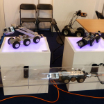 Targi wod kan 2014 Bydgoszcz stoisko ABE Group producenta kamer do inspekcji kanalizacji