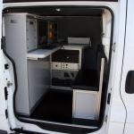Renault Trafic samochód do inspekcji kanalizacji część operatora