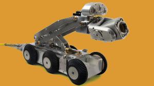 kamera inspekcyjna CT600 z el. regulacją wysokości głowicy