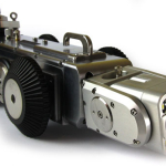Kamera do inspekcji kanalizacji i rurociągów CT 400 z głowicą z 10x zoom optycznym.