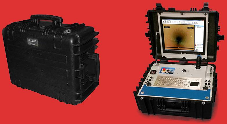 Jednostka sterująca do kamer inspekcyjnych UC700