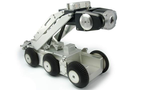 wózek kamery inspekcyjnej abe group