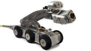 kamera inspekcyjna CT600m do inspekcji kanalizacji