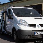 Renault Trafic samochód do inspekcji kanalizacji