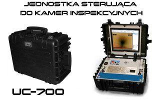 nowa jednostka do sterowania kamerami inspekcyjnymi