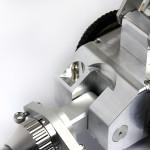Tył kamery inspekcyjnej CT600M