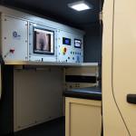 pulpit roboczy samochodu inspekcyjnego od ABE Complex Technology