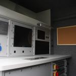 zabudowa samochodu do inspekcji CTTV kanalizacji i rurociągu