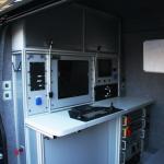 Część operatora samochodu inspekcyjnego