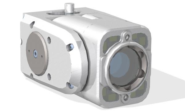 Głowica kamery inspekcyjnej