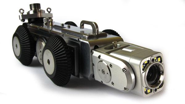 Kamera inspekcyjna do monitoringu kanalizacji, rurociągów, kanałów.