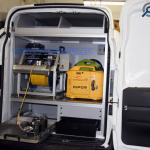 specjalistyczna zabudowa samochodu inspekcyjnego
