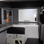 wnętrze samochodu inspekcyjnego polski producent